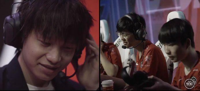 EDG赛季纪录片发布:队内问题及队内矛盾曝光?-1