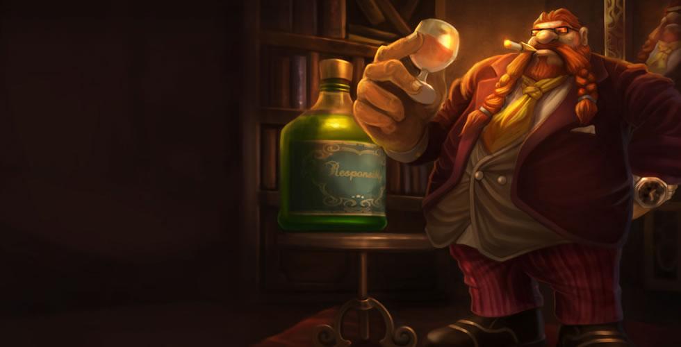品酒大师 古拉加斯