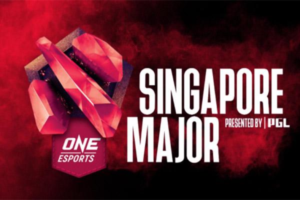 新加坡Major名额出炉 OG无缘新加坡Major