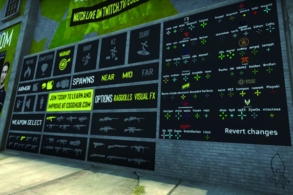 CSGO练枪地图怎么进入?有哪些练枪地图值得推荐?