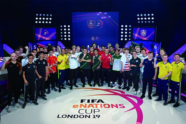 中国国家电竞足球队开始选拔,备战国际足联电竞国家杯预选赛