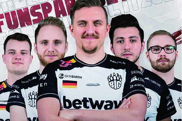 CSGO赛事:Funspark欧洲区总决赛BIG让二追三绝杀Extra!