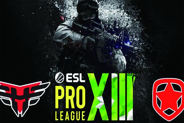 CSGO赛事:EPL S13总决赛 Heroic3-2战胜Gambit