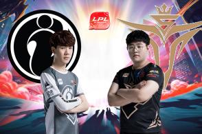 【回放】2019LPL夏季赛 IG vs V5 第三局