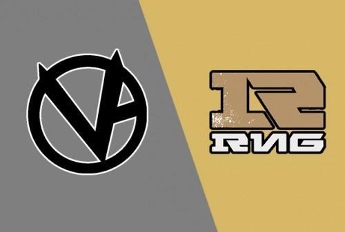 LPL夏季赛比赛视频W3D5 RNG vs VG 第1场