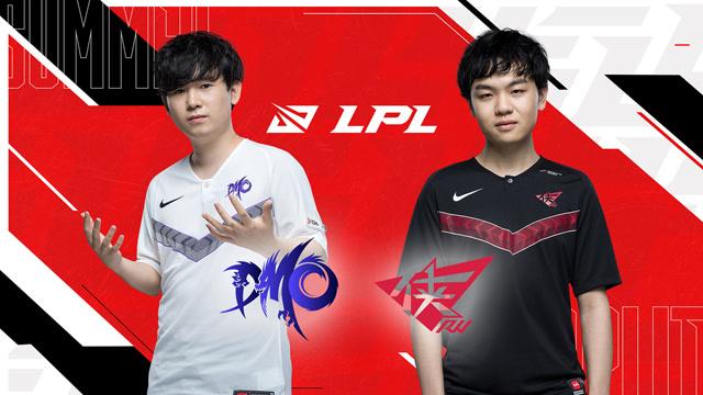 2020LPL夏季赛常规赛 DMO vs RW 第二场