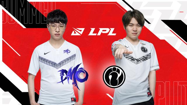 2020LPL夏季赛常规赛DMO vs IG 第二场