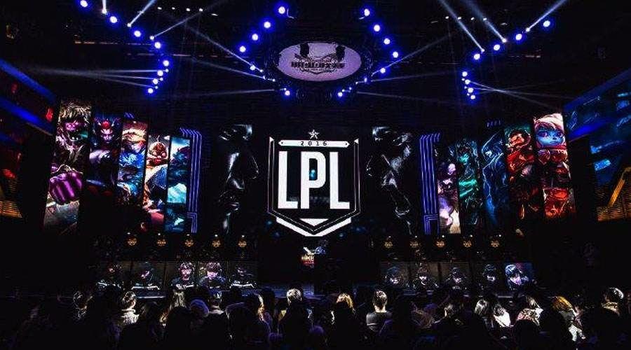 LPL夏季赛比赛视频W5D6 OMG vs RNG 第1场