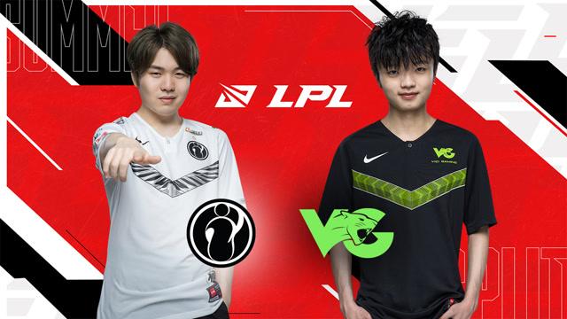 2020职业联赛 夏季赛常规赛 IG vs VG BO3第1场