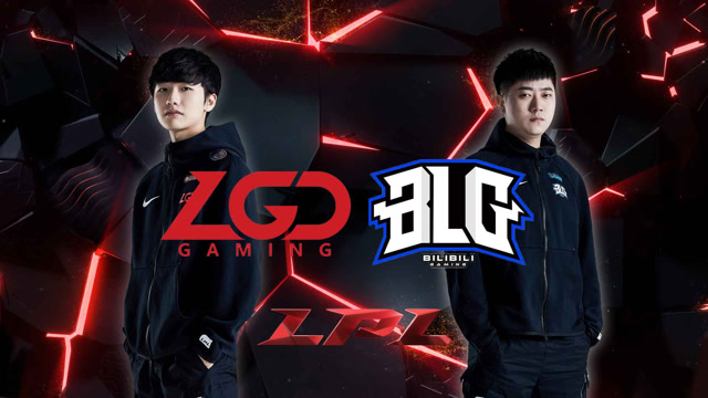 2020LPL春季赛常规赛 LGD vs BLG 第二局