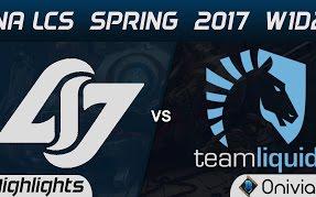 LCS2017春季赛 CLG vs TL 第2场