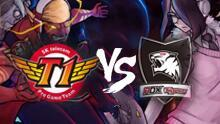 LCK2017春季赛第一轮 SKT vs ROX  第1场
