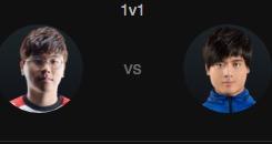 2016全明星赛1v1模式:Bengi vs Maple