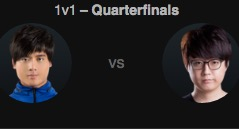 2016全明星赛1v1模式 Maple vs Mata