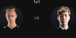 2016全明星赛1v1模式 Rekkles vs Smeb